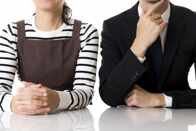 離婚で話し合っていくときの流れは2つのステップが大切