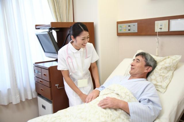 脳卒中による治療と入院期間は長い時間がかかる