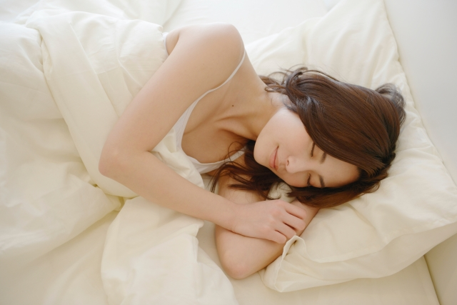 快適な睡眠は4つのことでにできる!