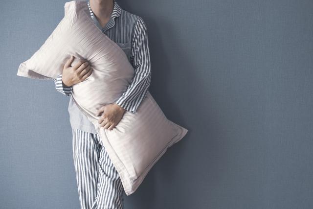 快適な睡眠が取れない原因は使っている枕!