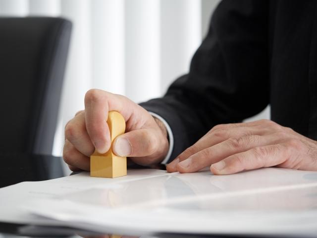 離婚調停の成立後は裁判官と一緒に調書の原本作りをする