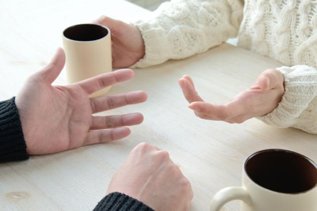 離婚による親権を決める場合は話し合いがオススメ