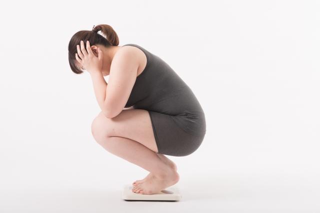 老化や太りやすい原因は体の疲れを取っていないから